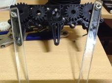 Armado final de estructura mecánica
