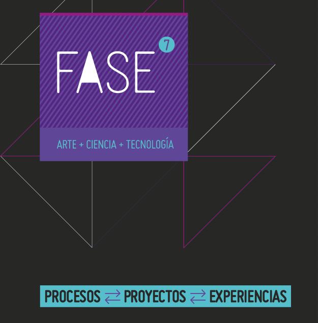 Maestría de Artes Electrónicas en Fase, Procesos, proyectos y experiencias, 2015.